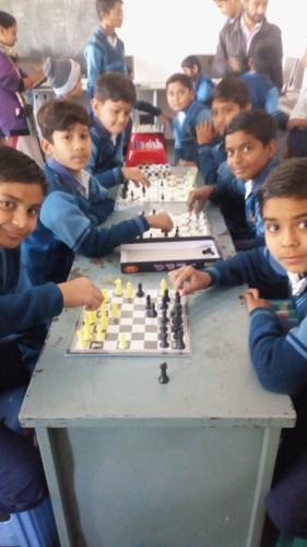 Chess Comptition 2019-19 the study  Schoo;  (1)