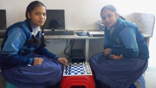 Chess Comptition 2019-19 the study  Schoo;  (10)
