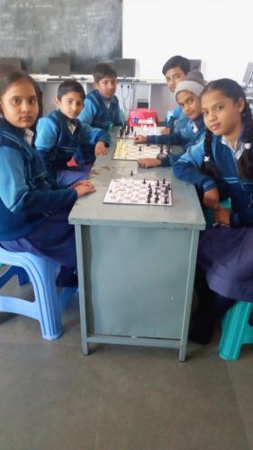 Chess Comptition 2019-19 the study  Schoo;  (12)