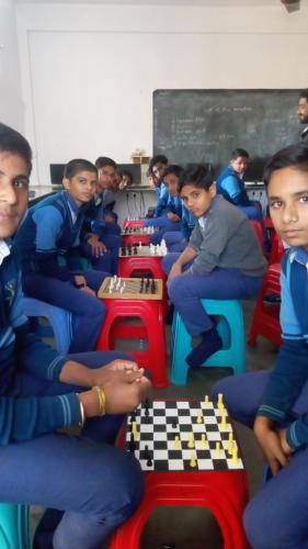 Chess Comptition 2019-19 the study  Schoo;  (2)