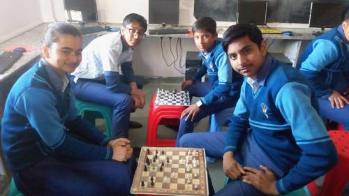 Chess Comptition 2019-19 the study  Schoo;  (3)