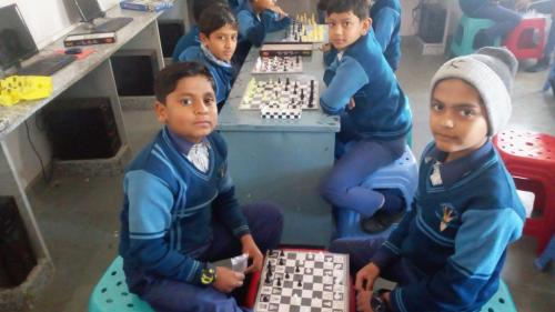Chess Comptition 2019-19 the study  Schoo;  (5)