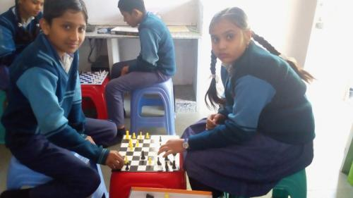 Chess Comptition 2019-19 the study  Schoo;  (6)