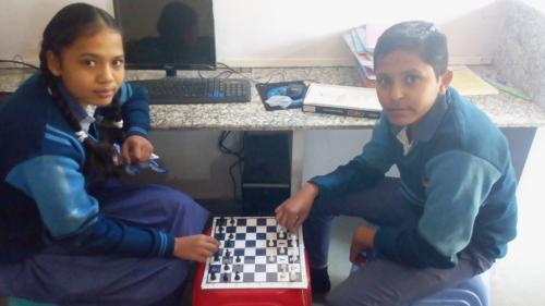 Chess Comptition 2019-19 the study  Schoo;  (7)