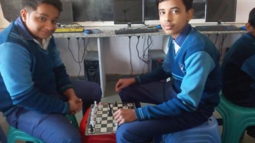 Chess Comptition 2019-19 the study  Schoo;  (8)