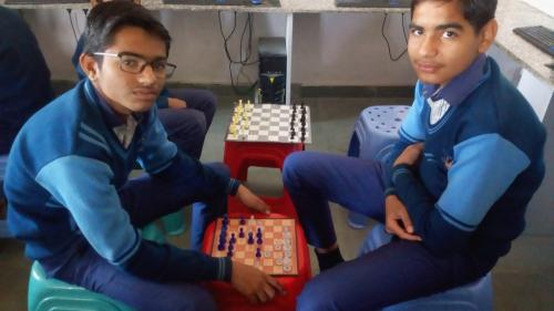 Chess Comptition 2019-19 the study  Schoo;  (9)